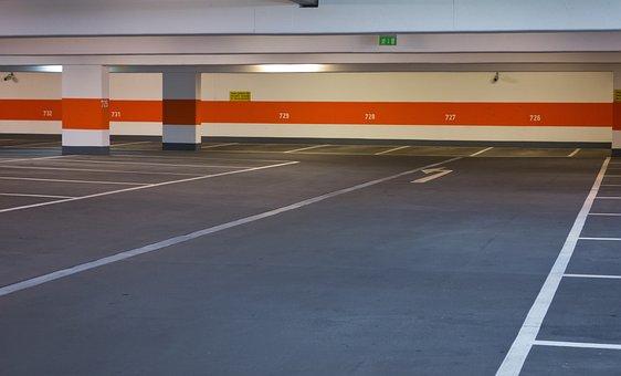 Multi Storey Car Park, Park, Flat, Park Level, Parking
