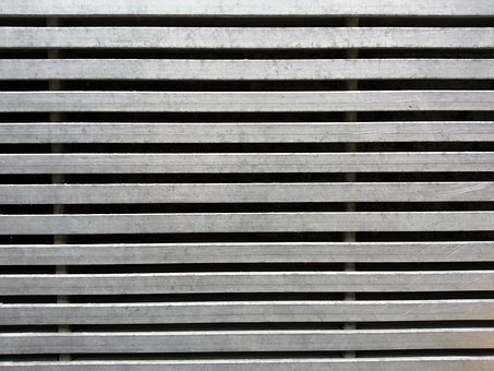 Metal, Grid, Background, Pattern, Metallic, Steel