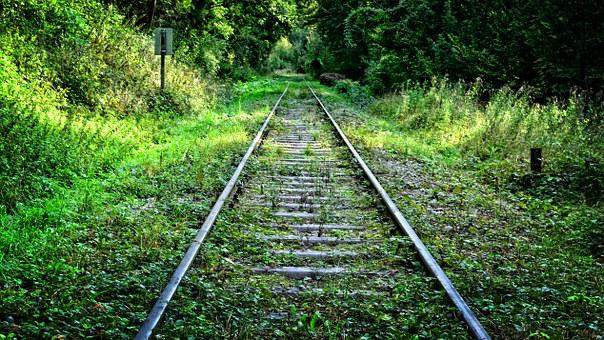 Ground Rail, Rail, Gleise, Transport, Logistics, Train