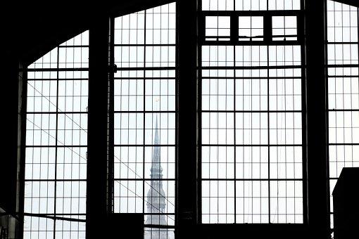 Latvia, Riga, Central, Market, Window