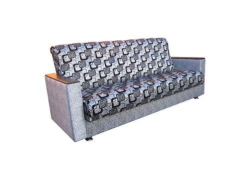 Sofa, Upholstered Furniture, Classic, Photo, Beautiful