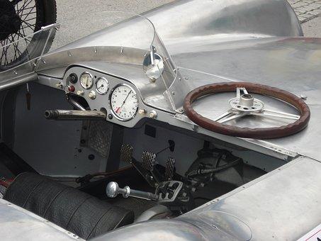 Oldtimer, Steering Wheel, Auto, Classic, Automotive