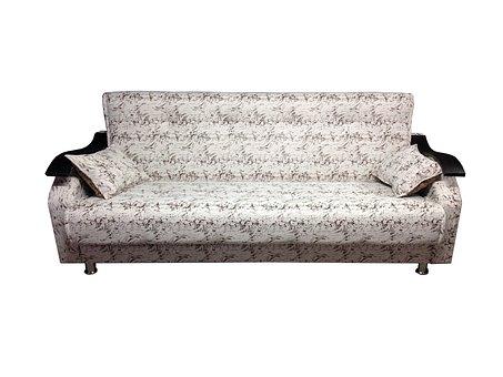 Sofa, Upholstered Furniture, Interior, Beautiful