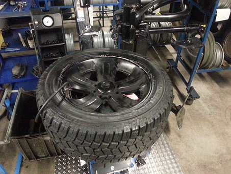 Winter Tires, All Terrain Vehicle, Profile, Snow