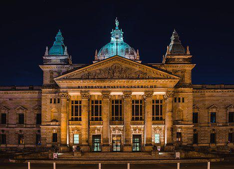Supreme Administrative Court, Architecture, Court