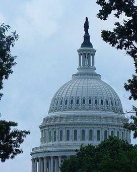 Us Capitol Building, Washington Dc, Government