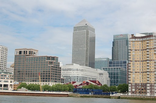 London, City, Canary Wharf, Tower Hamlets