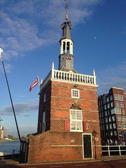 Excise Duty Tower, Alkmaar, Port Autority