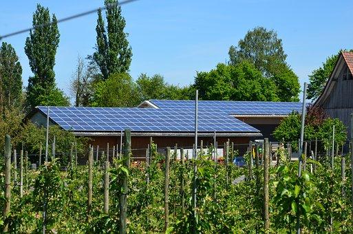 Photovoltaic, Solar Energy, Renewable, Güttingen