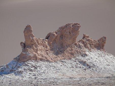 Solidity, Rock, Desert, Stone, Beauty, Salt, Dry