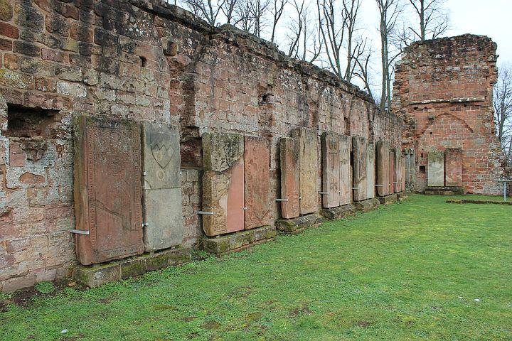 Ruin, Monastery, Middle Ages, Monastery Ruins