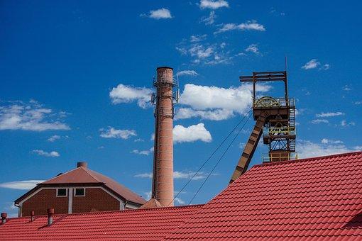 Salt Mine, Building, The Roof Of The, Bochnia, Poland