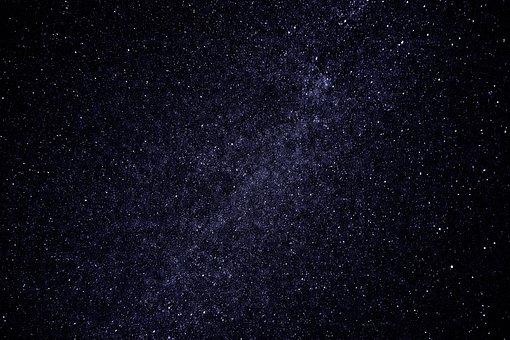 Star, Milky Way, Background, Night, Starry Sky
