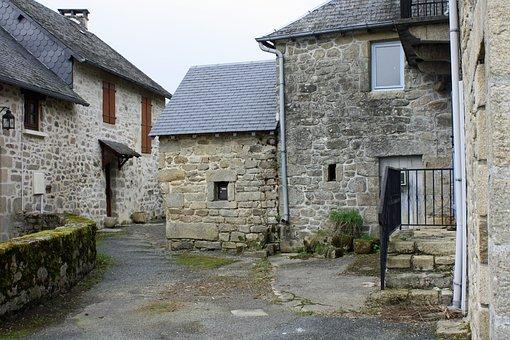 Stone Houses, Ancient Houses, Stone Hamlet