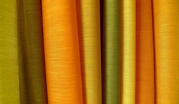 Fabric, Curtain, Drapes, Cloth, Pattern, Textile