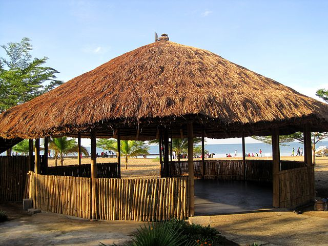 Africa, Thatch Roof, Lapa, Entertainment Area