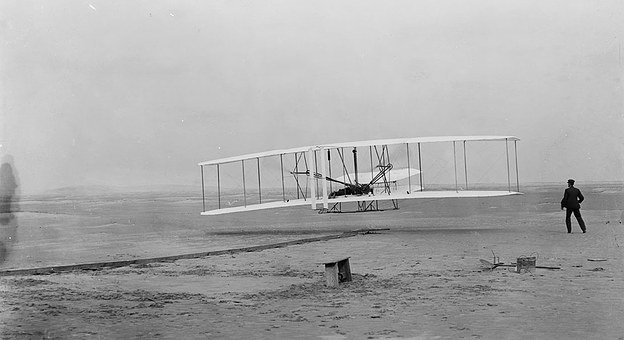 Wright Brothers, Aeroplane, Airplane, Test, Classic