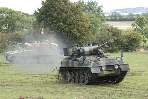 Uk, Alvis, Combat Vehicles, Tank, Weapon, War, Army