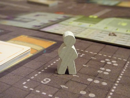 Character, Game, Board Game, Planszówka, Guy, Token
