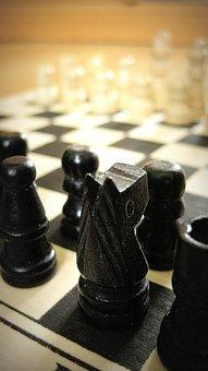 Chess, Figures, Chessboard, Game, Intelligence, Hobby