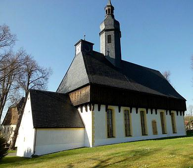 Church, Fortified Church Historic, Architecture