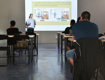 Class, Entrepreneur Preparation, Job, Classroom