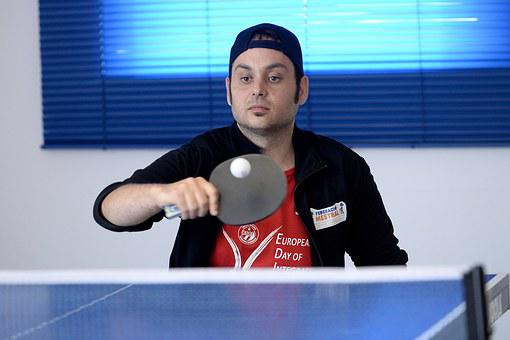 Test, Torino, Table Tennis, Sport, Game, Competition