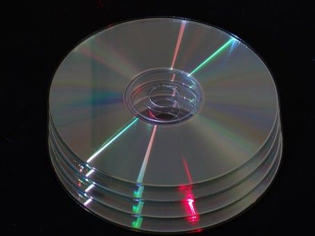 Cd, Dvd, Disk, Floppy Disk, Computer