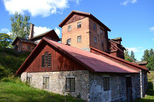 Bergslagen, Buildings, Cultural Buildings