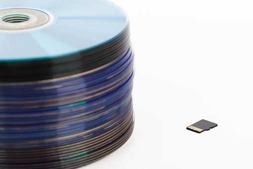 Blank, Cd-rom, Compact Disc, Data, Digital, Disk, Drive