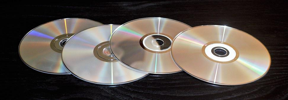 Discs, Cd, Dvd, Software, Digital, Cd-rom, Dvd-rom, Rom