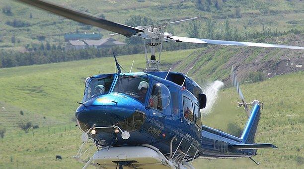 Helicopter, Chopper, Flight, Flying, Sky, Aviation, Fly
