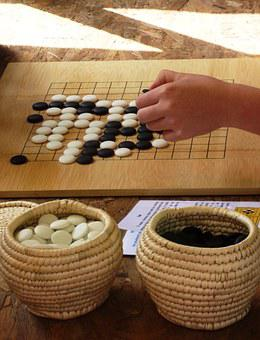 Game, It, Table, The Board, The Strategy, Japan, Fun