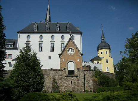 Schloß Purschenstein, Neuhausen, Ore Mountains