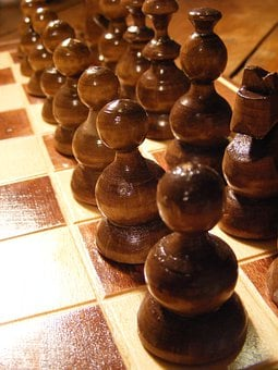 Chess, Board, Chessboard, Game, Strategy, Play, Pawn