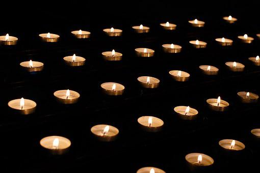 Candle, Memory, Requiem, Mourning, Remembrance, Dead