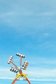 Amusement Park, Ride, Amusement, Park, Fun