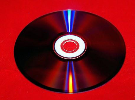 Blank, Dvd, Double-layer, Storage Medium, Burned, Data