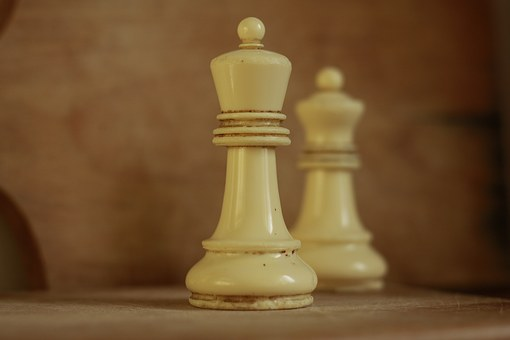 King, Chess, Game, Strategy, Pawn, Chess Pieces