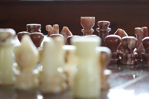 Chess, Game, Board Game, Strategy, Play, Pawn, Rook