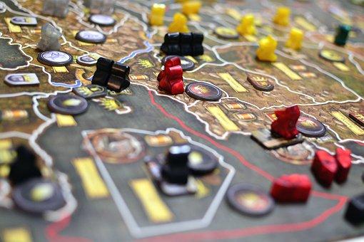 Board Game, Play, Strategy, Fun, Leisure, Table, Board