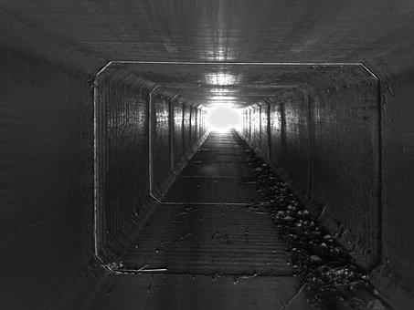 Tunnel, Light, Light At The End Of The Tunnel, Transfer