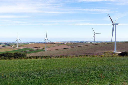 Wind, Wind Turbines, Energy, Power, Turbine