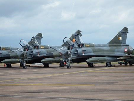Mirage, Fighter, Jet, Plane, Military, Airforce, French