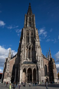 Ulm Cathedral, Architecture, Building, Church