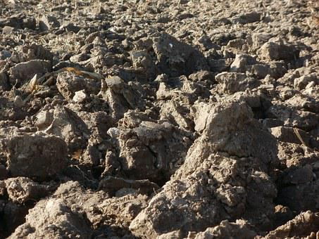 Ploughed, Field, Soil, Agriculture, Rural, Farming
