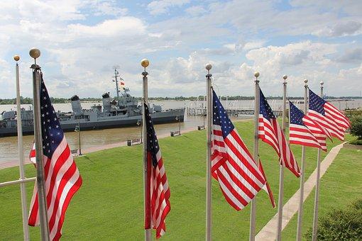 American Flags, Flag, Flags, American, Louisiana