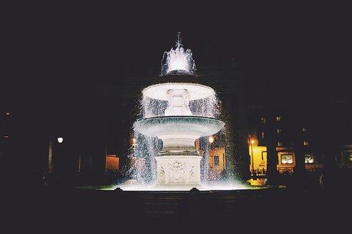 Fountain, Historical, Italian, Italy, Rome, Vatican