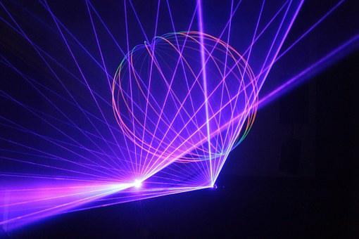 Laser Show, Light, Laser, Light Show, Colorful