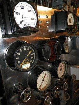 Submarine, Navigation, Nautical, Marine, Underwater